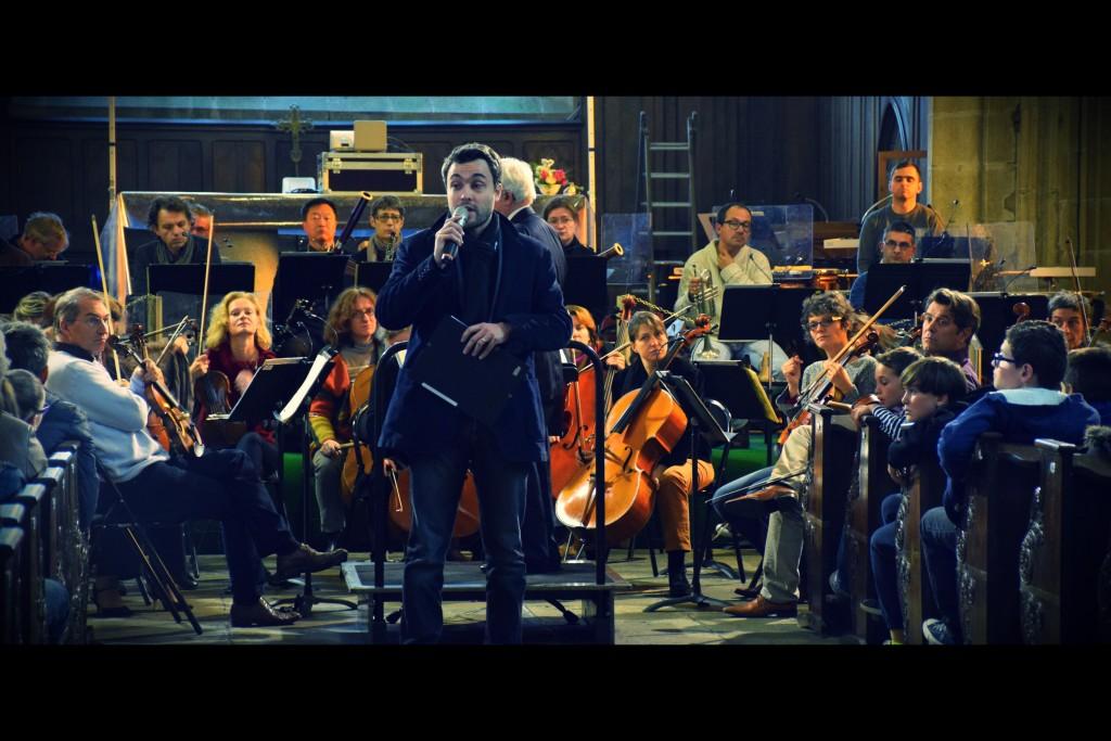 Avec l'orchestre de Vendée - Beethoven Egmont